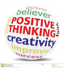 POSITIVE THINKING - Wordcloud - SPHERE Royalty Free Stock Images ...