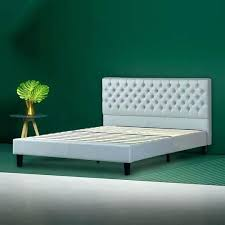 Free Standing Canopy Bed Frame All Platform Bed Frames Near Me ...