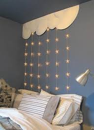 2016 Bed Wall Decoration Stars Curtain String Light, Kids Bedroom LED  Twinkle Star Lighting String
