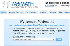 webmath com webmath is a math help web site that   webmath com webmath is a math help web site that generates answers to specific math questions and problems as entered by a user