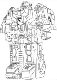 111 Coloring Pages Of Power Rangers