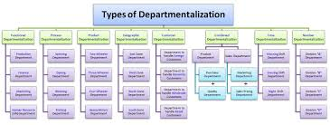 Bases Methods Types Of Departmentalization The Bases Or