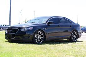 2013 Ford Taurus SHO 1/4 mile Drag Racing timeslip specs 0-60 ...