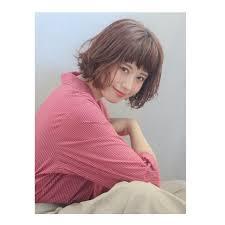 ピンクベージュの髪色で女度upおすすめヘアスタイル10選hair