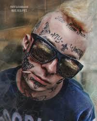 татуировки на лице мужские и женские значение тату идеи 50фото