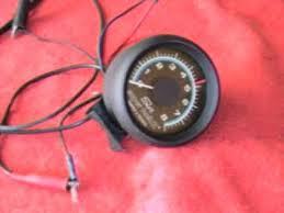 vintage sun super tach ii 8000 rpm youtube sun super tach 2 manual at Sun Super Tach 2 Wiring Diagram