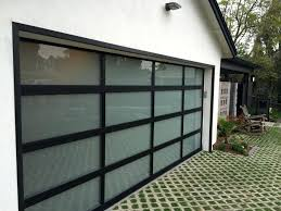 dallas glass garage doors glass modern overhead door parts new genie opener automatic dallas glass and