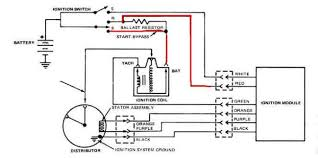 electronic ignition and ballast resistors question mg engine durasparkwiring jpg