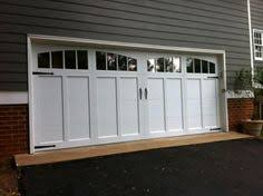 16x7 garage doorModel 5330 Double sided steel insulated garage doors with Fiber