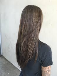 Long Hair Ash Blonde Hair Highlights