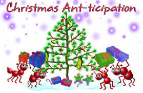 Image result for ant christmas