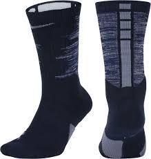Nike Elite Socks With Designs Nike Elite Graphic Basketball Crew Socks Size Small Blue