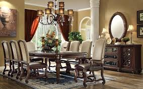 dining room sets 8 chairs in formal for decor 18