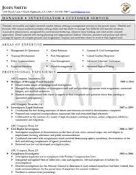 Military To Civilian Resume Samples Military To Civilian Resume