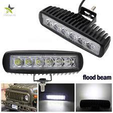 12 Volt Led Automotive Flood Lights China New Arrival Flood Beam Super Slim 12 Volt 12w 6 Inch