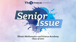 the senior issue class of 2017