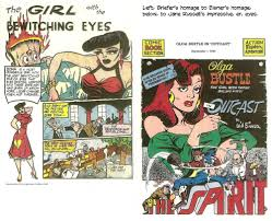 Comic strip big dick