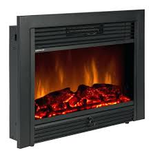 paramount electric fireplace insert living room not working no heat