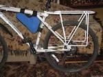 Багажники для велосипеда самодельные