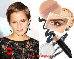 emma watson makeup tutorial emo makeup