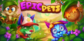 Epic Pets: Match 3 story with <b>fashion animals</b> - Apps on Google Play