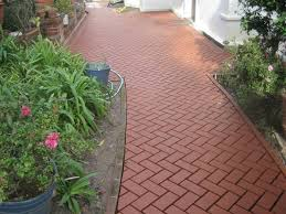 Brick Walkway Patterns Mesmerizing New Brick Walkways Northern Virginia Construction Pavers Driveways