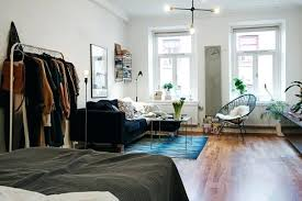 Decorating A Studio Apartment On A Budget Simple Design