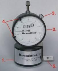 Drumdial Tuning Chart Drumdial