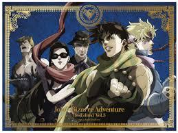 ジョジョの奇妙な冒険ジョジョの魅力とはアニメ1部5部までの