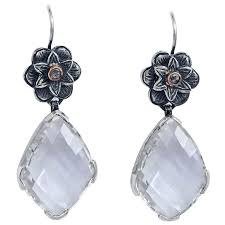 silver chandelier