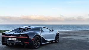 Bugatti Chiron (2017) review by CAR Magazine