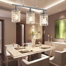 dining room cool dining room chandeliers contemporary crystal modern lamps chandelier ideas glass table dinner affordable