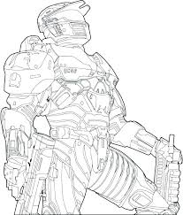 halo master chief coloring pages complete halo coloring pages print coloring pages or complete halo coloring