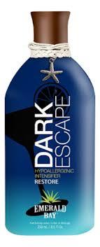 Купить <b>гипоаллергенный</b> крем для загара в солярии dark escape ...