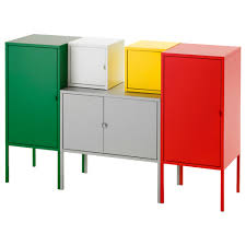 metal storage cabinet yellow. Red Metal Storage Cabinet With Cabinets Cupboards IKEA And Lixhult Combination White Yellow Green Grey 0441048 Pe593278 S5 10 2000x2000px A