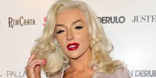 Courtney Stodden Sex Tape Celebrity Big Brother Star At Centre.