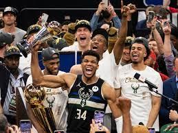 Bucks' historic NBA Finals win