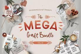 Free svg image & icon. The Mega Craft Bundle Ix Design Bundles