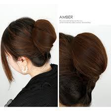 ヘアアレンジ グッズ簡単盛り髪琥珀色のヘアアレンジコームヘア