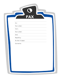 Fax Cover Sheet Template Word Resume Template Info