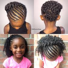 Short Crochet Hair Style kids crochet braids style natural hairstyles for kids 5554 by wearticles.com