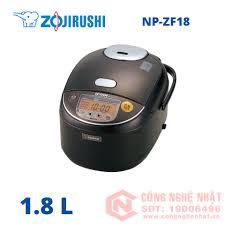 Nồi cơm điện Cao tần Áp Suất Zojirushi NP-ZF18-TD 1.8lit màu đen Made in  Japan MỚI 100%_Nồi Cơm Nội Địa Mới_Nồi Cơm Điện Nhật_Điện Máy Nội Địa  Nhật_Hàng nội địa Nhật chính