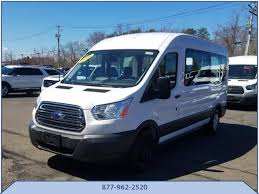 2018 ford transit penger wagon vehicle photo in riverhead ny 11901