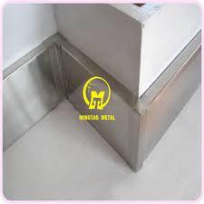 Decorative Tile Strips Foshan MingTao Metal Coltd 产品类别 stainless steel wall trim 31
