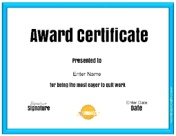 Funny Appreciation Certificate Most Likely To Award Template ...