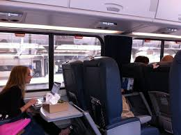 Amtrak Auto Train Seating Chart Train Travel In The Usa Comfort On Board An Amtrak Train