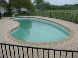 we resurfaced the fiberglass pool added tile hand rail and deck for a beautiful updated new look pool resurfacing t86