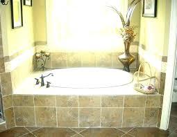 cloth tub tub surround installation in ground bathtub cloth spa vault bullfrog cost hot kit