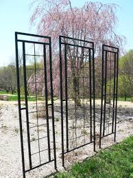 Small Picture GARDEN GATE ARCH ARBOR TRELLIS WROUGHT IRON POWDER COATED QUALITY