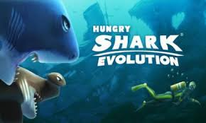 hungry shark evolution v mod infinite coins massive attack  1 hungry shark evolution